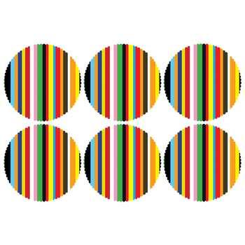 زیر بشقابی کد U2-42087 ست 6 عددی