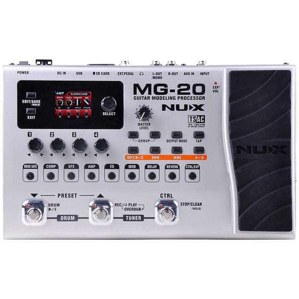 پدال افکت گیتار ان یو ایکس مدل MG-20