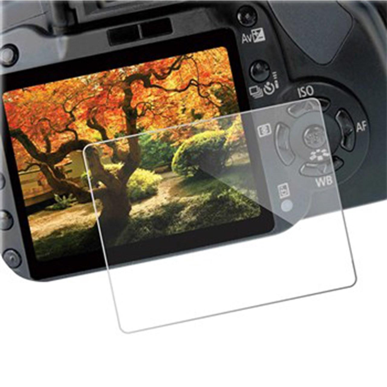 محافظ صفحه نمایش طلقی دوربین مناسب برای کانن 6D