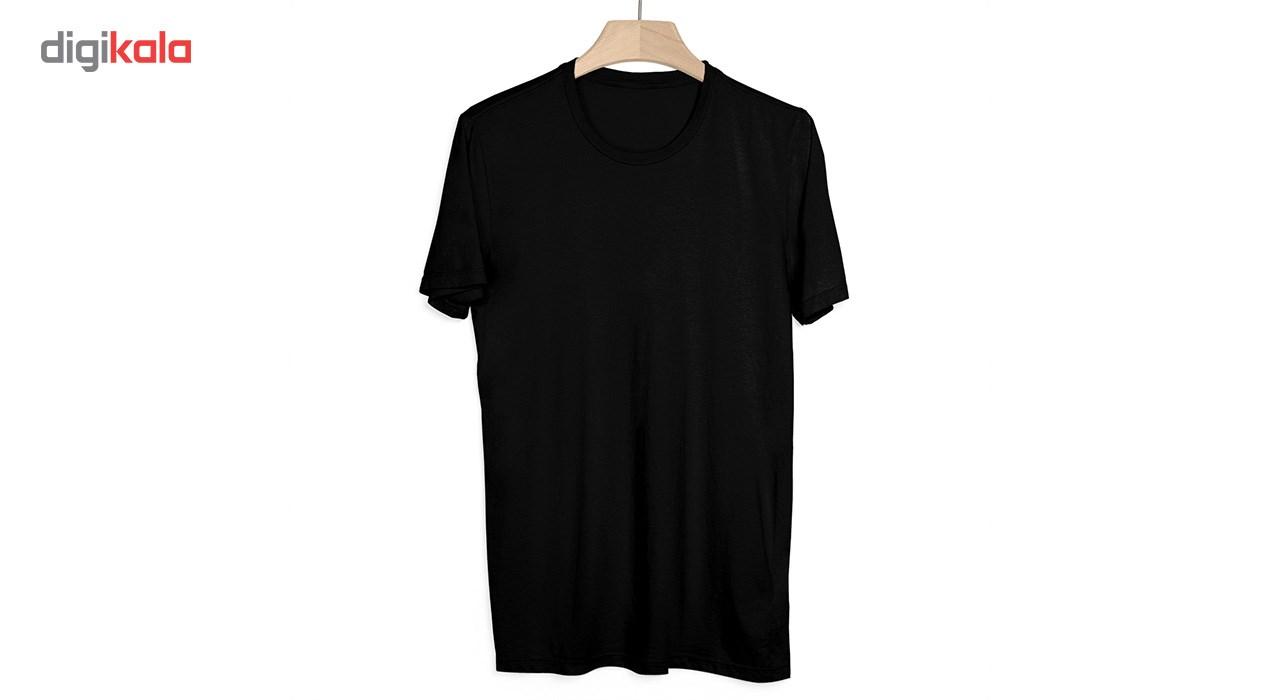 تی شرت آستین کوتاه مردانه مدل ND