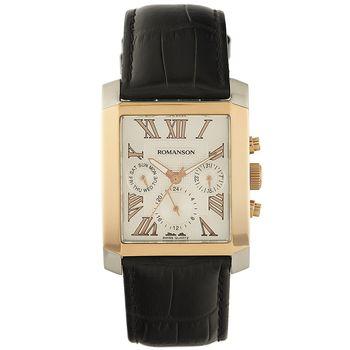 ساعت مچی عقربه ای مردانه رومانسون مدل TL0342BM1JA16R