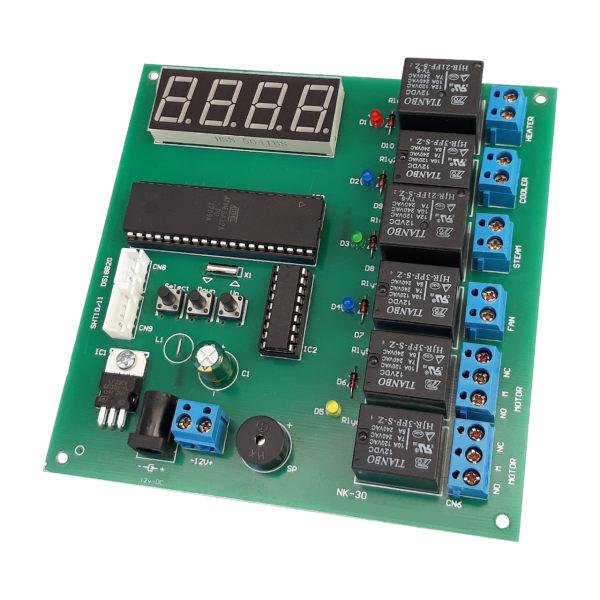 کنترلر دما و رطوبت مدل NK-30