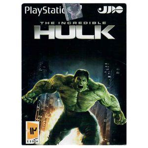 بازی HULK مخصوص PS2