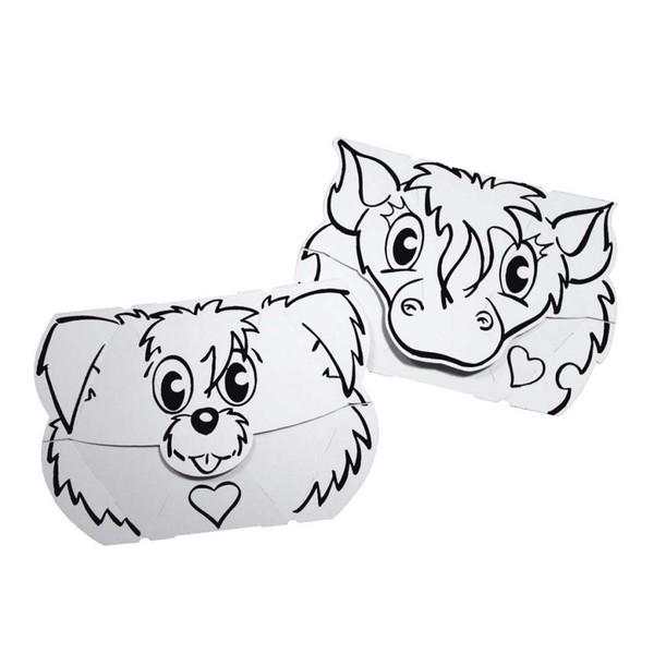 ماسک سگ و پونی کالافانت مدل F3203X بسته دو عددی