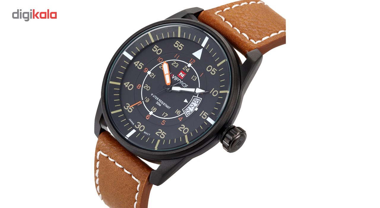 ساعت  نیوی فورس مدل NF9044M/BBY