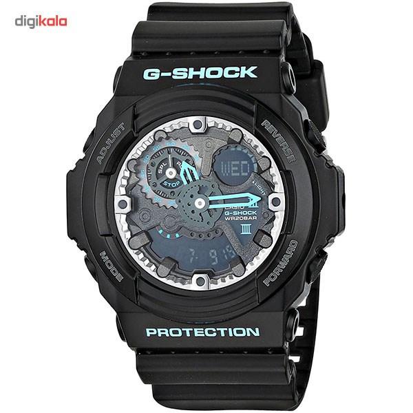 خرید ساعت مچی عقربه ای مردانه کاسیو مدل GA-300BA-1ADR | ساعت مچی