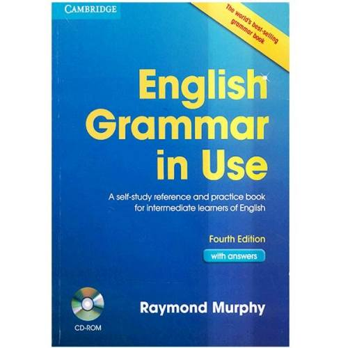 کتاب زبان English Grammar In Use Fourth Edition