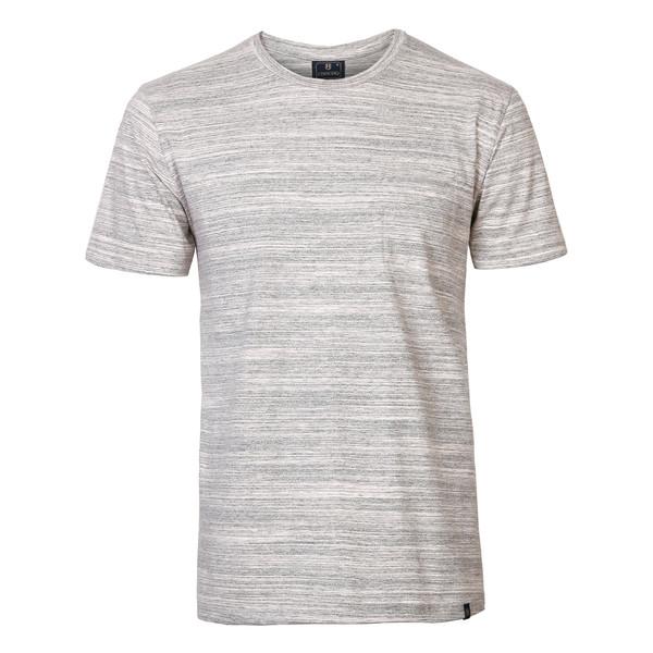 تی شرت آستین کوتاه مردانه جی تی هوگرو مدل تک جیب