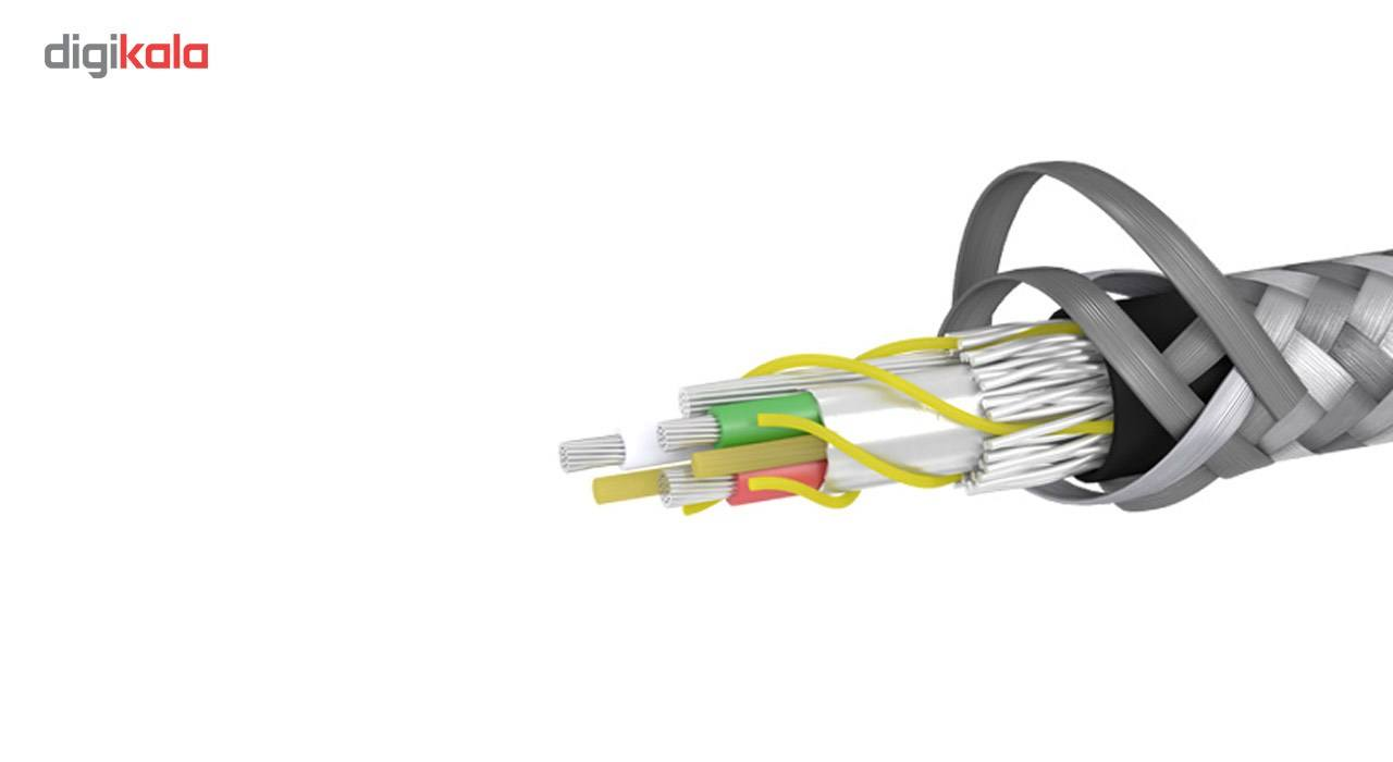 کابل تبدیل USB-C به USB-C موشی مدل Integra طول 2 متر main 1 2