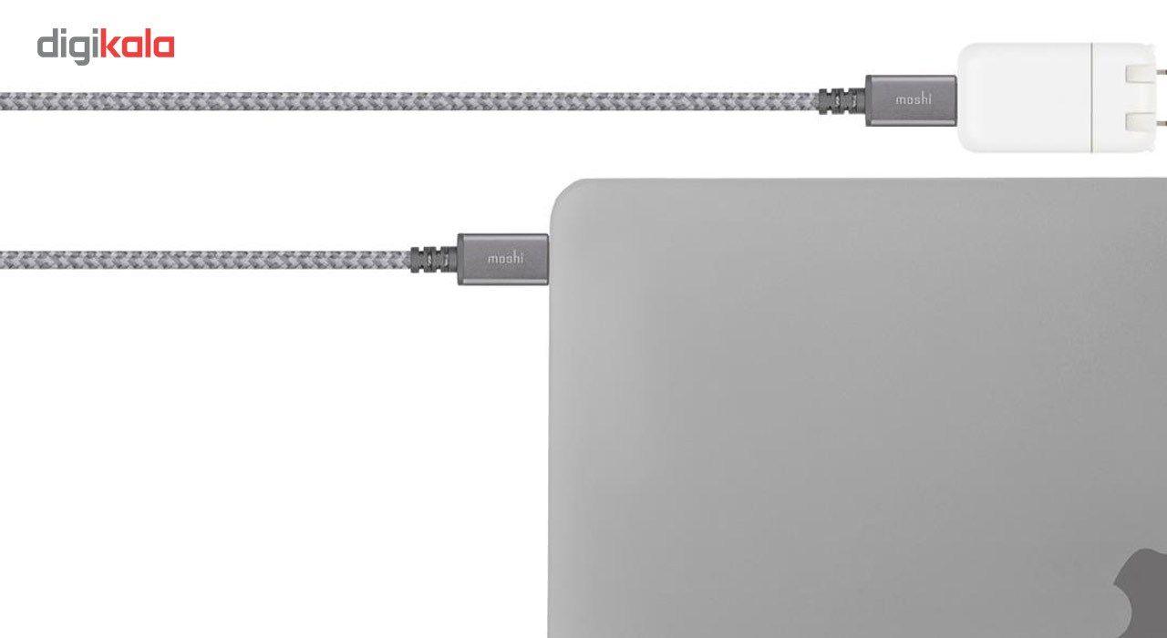 کابل تبدیل USB-C به USB-C موشی مدل Integra طول 2 متر main 1 5
