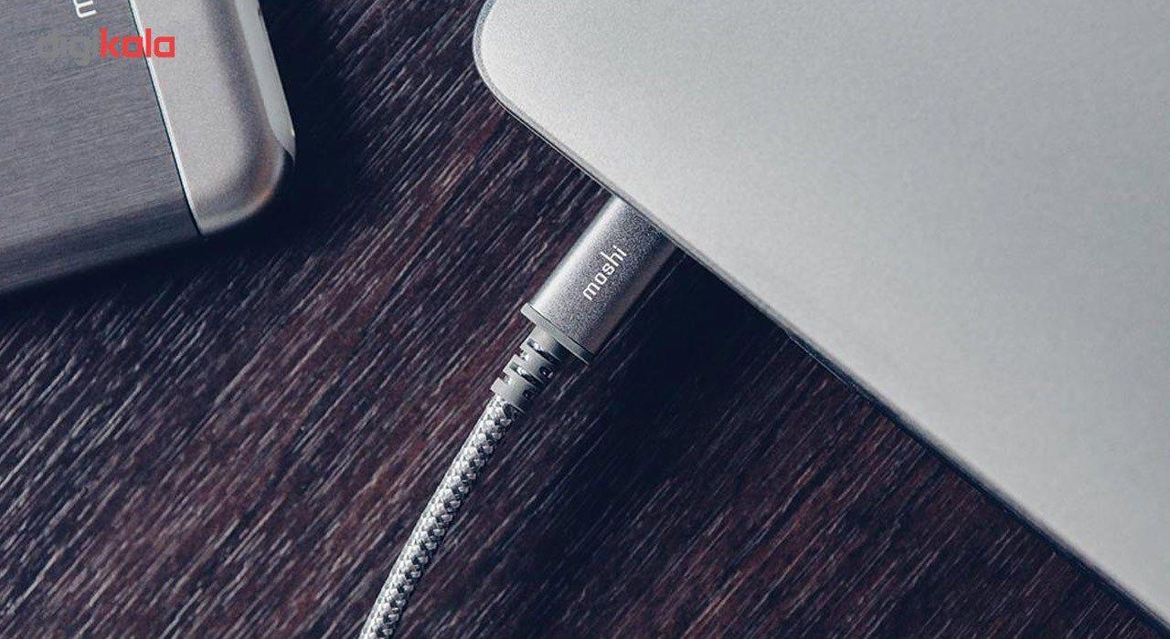 کابل تبدیل USB-C به USB-C موشی مدل Integra طول 2 متر main 1 6