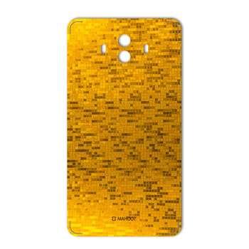 برچسب تزئینی ماهوت مدل  Gold-pixel Special مناسب برای گوشی Huawei Mate 10