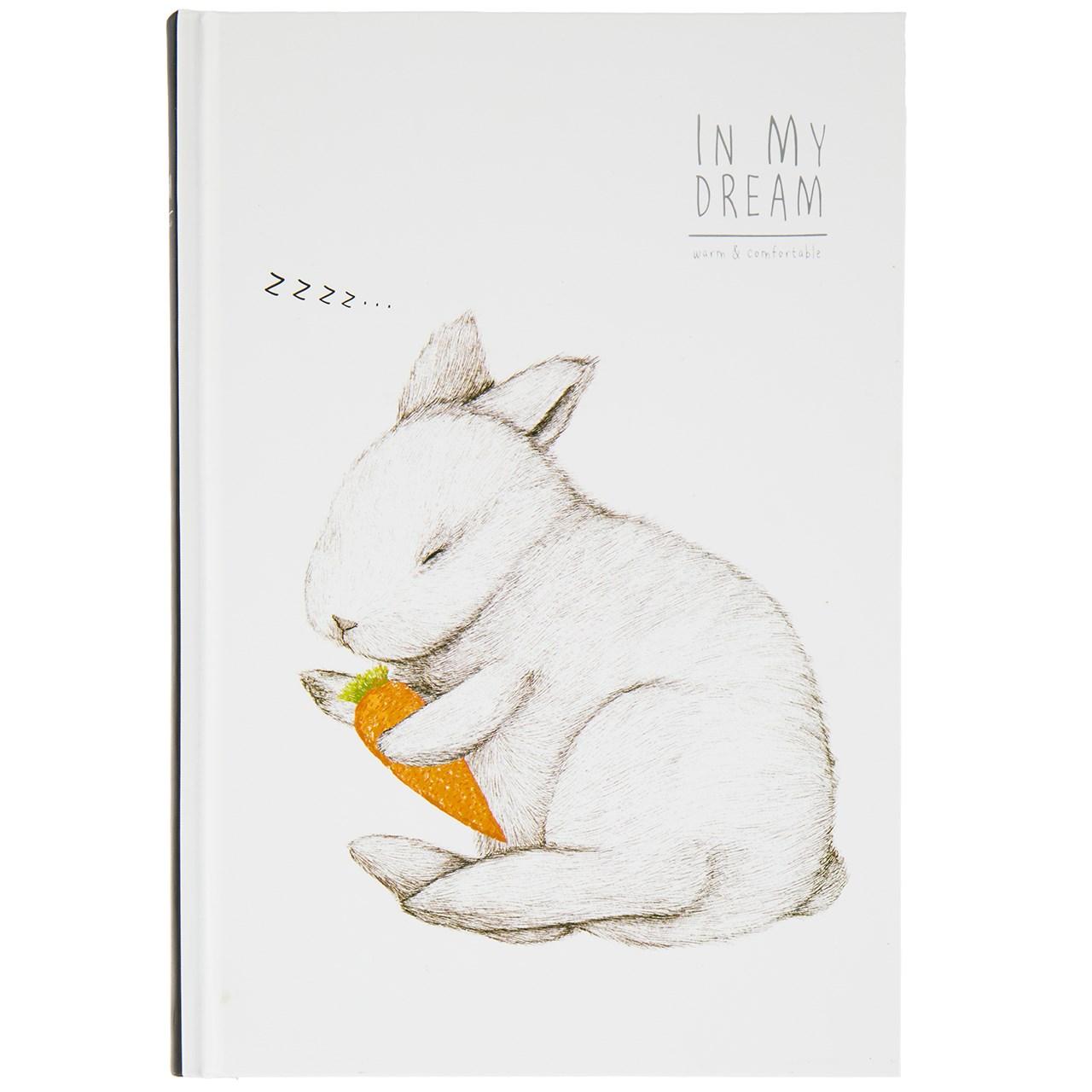 دفتر یادداشت ونوشه سری In My Dream مدل Rabbit