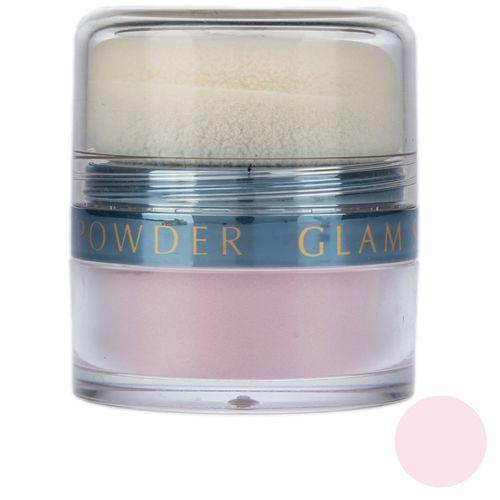 پودر تثبیت کننده آرایش دایانا آف لاندن سری Glam Sheer All Over Loose Powder مدل 03 Pink Sheer
