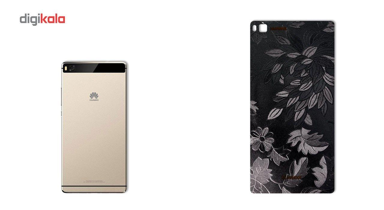 برچسب پوششی ماهوت مدل Wild-flower Texture مناسب برای گوشی  Huawei P8 main 1 1