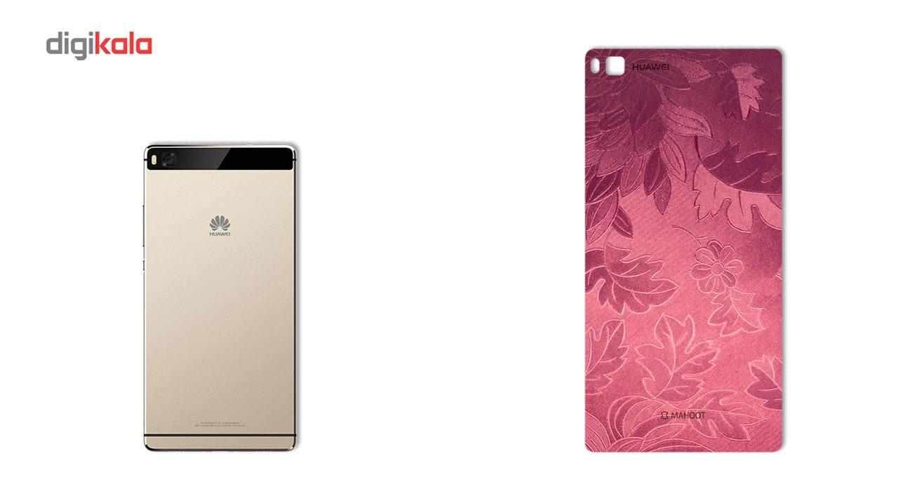 برچسب پوششی ماهوت مدل Wild-flower Texture مناسب برای گوشی  Huawei P8 main 1 2