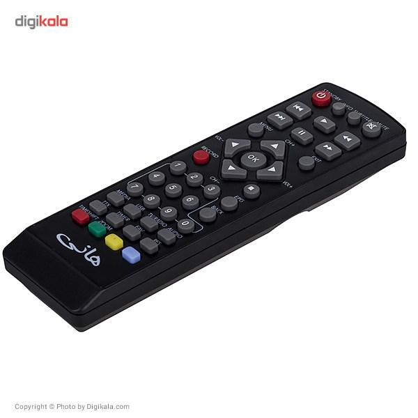 خرید اینترنتی ریموت کنترل هانی مناسب برای گیرنده دیجیتال اورجینال