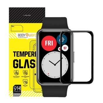 محافظ صفحه نمایش بادیگارد مدل PMMA مناسب برای ساعت هوشمند هوآوی Huawei Watch Fit