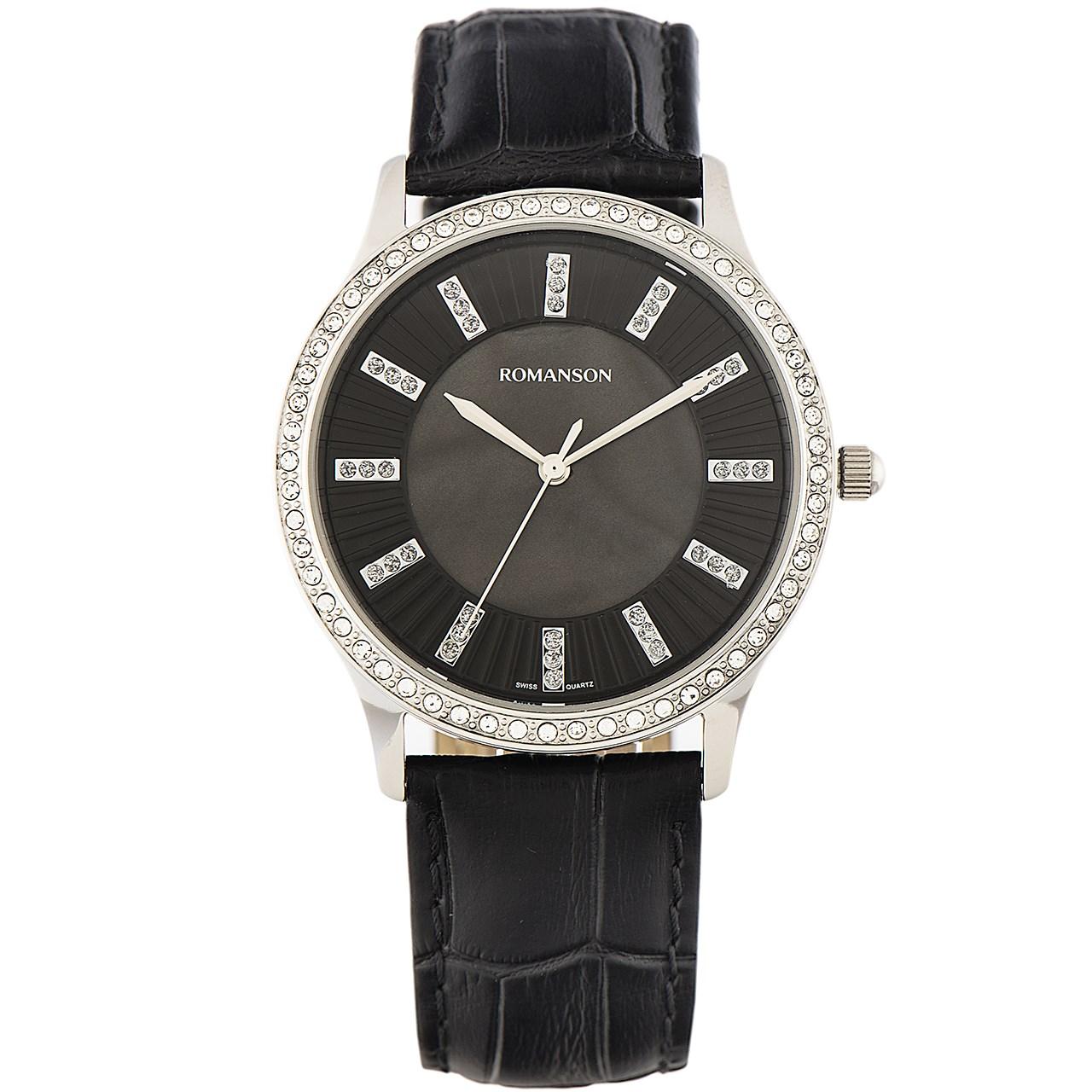 ساعت مچی عقربه ای زنانه رومانسون مدل RL0384TL1WM32W 33
