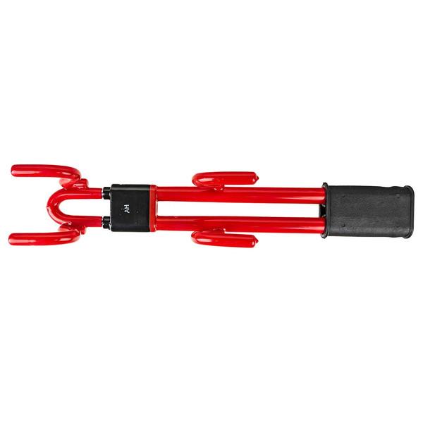 قفل فرمان خودرو گلد مدل 6818