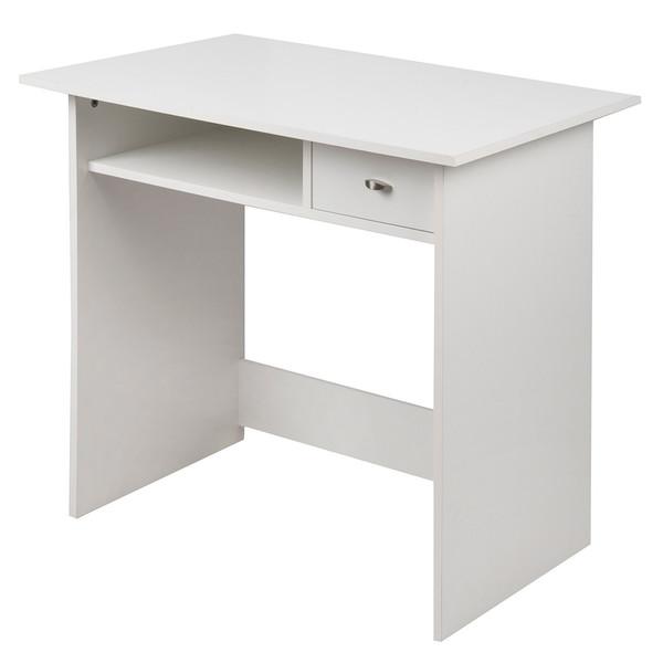 میز تحریر دی  ان دی مدل ونک - سفید - ابعاد 80x50 x 74  سانتی متر