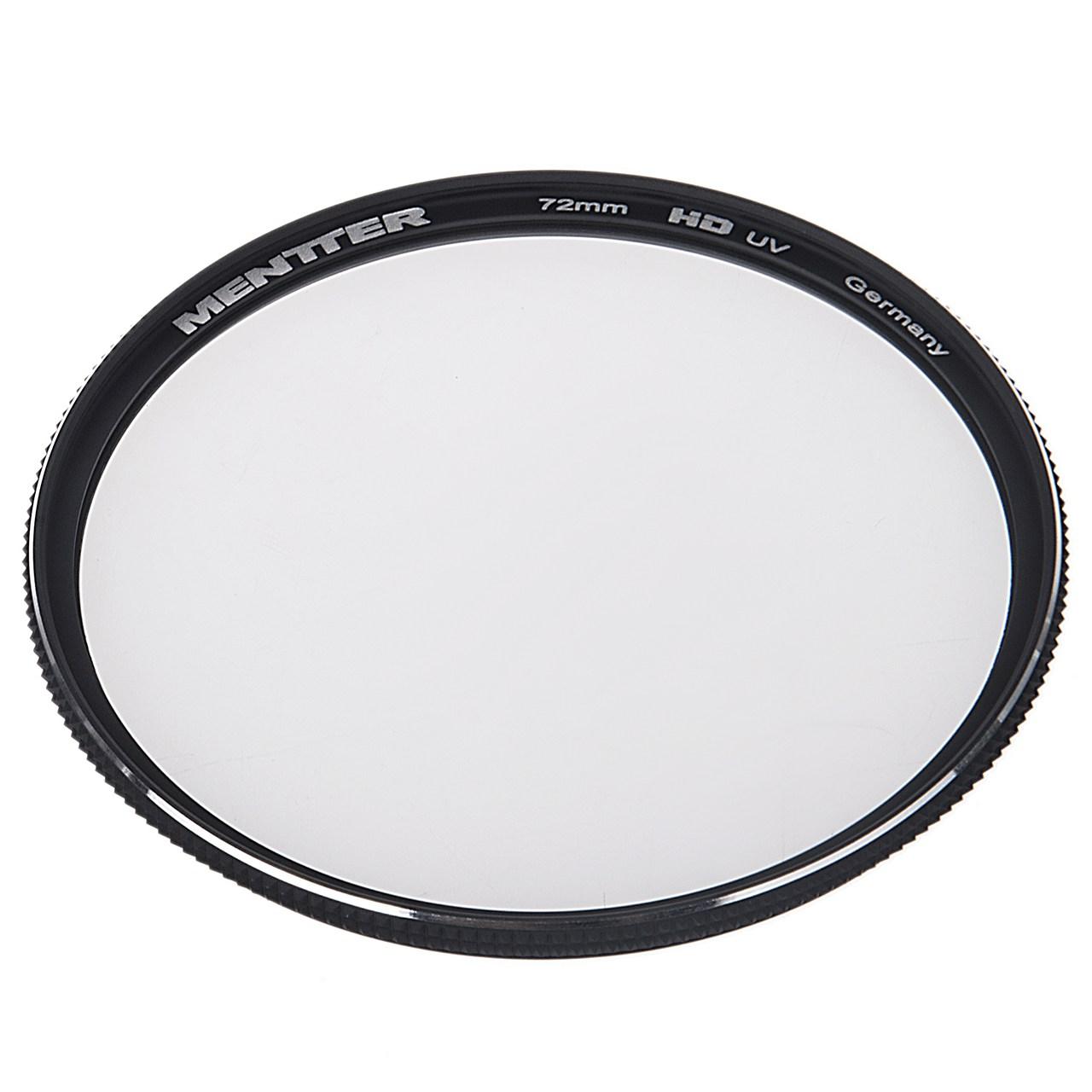 فیلتر لنز منتر مدل HD UV 72mm