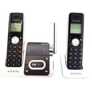 تلفن بی سیم آلکاتل مدل  XP1050 DUO