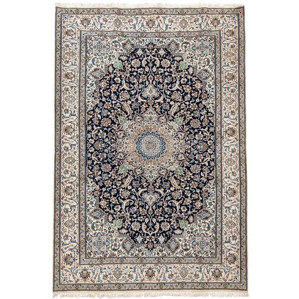 فرش دستبافت شش متری کد 101935