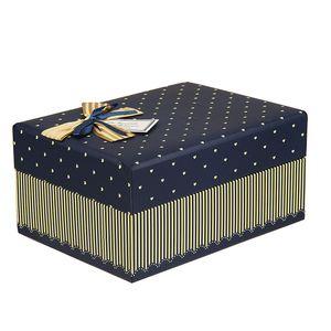 جعبه کادویی طرح قلب های کوچک 1