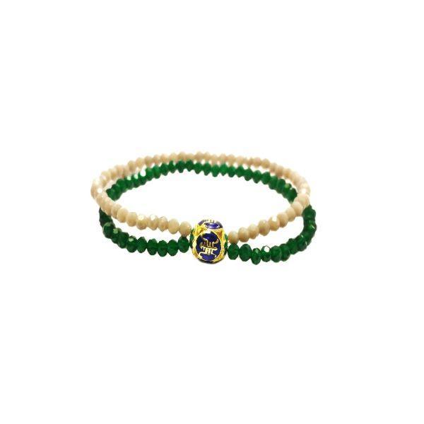 دستبند آدرینا گالری طرح اسلیمی کد BM1074