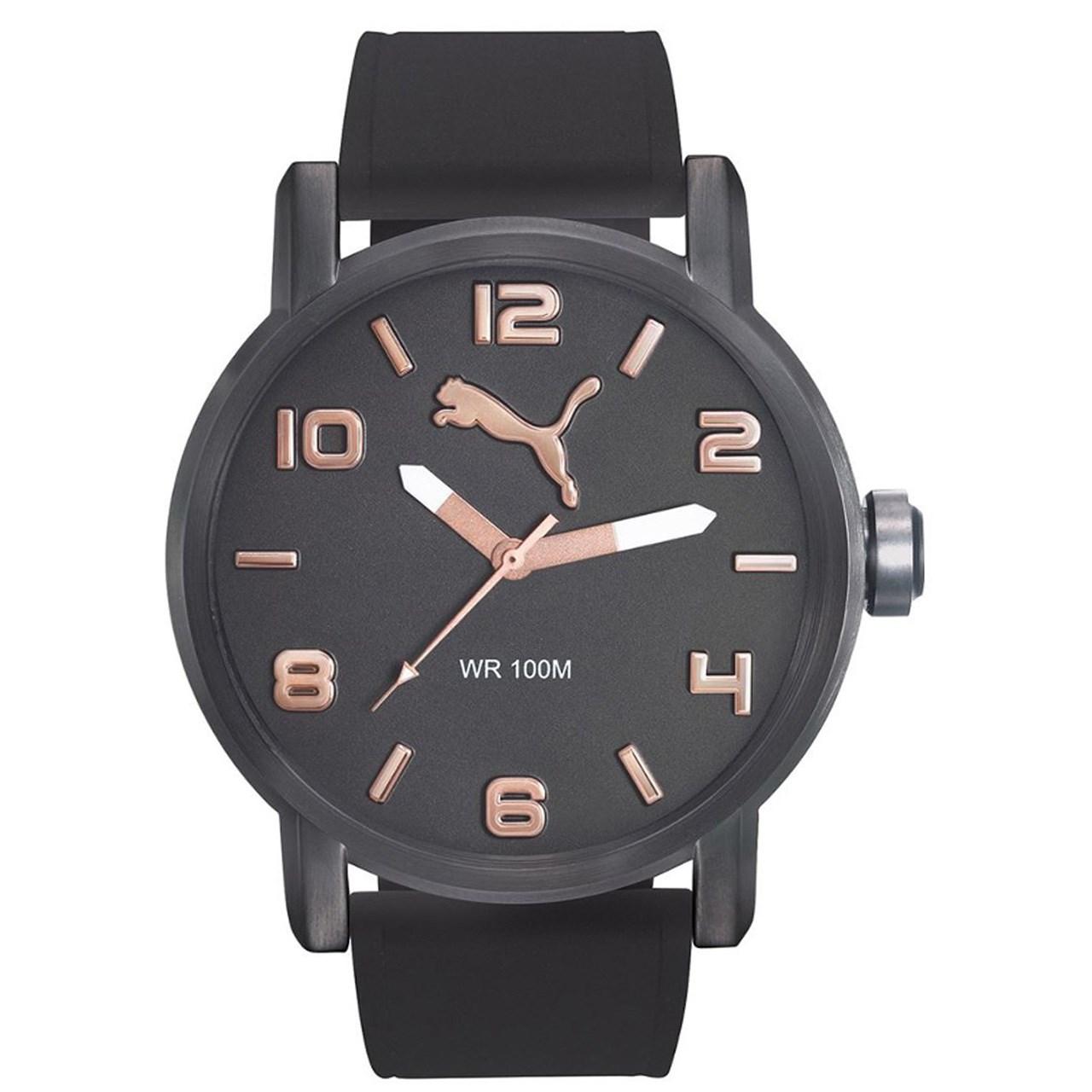 ساعت مچی عقربه ای پوما مدل PU104141007