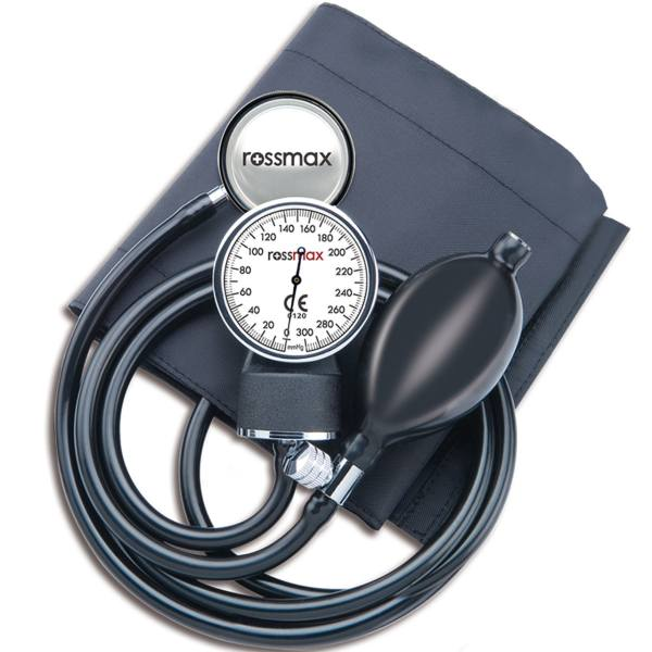 فشار سنج عقربهای رزمکس مدل GB102 | Rossmax GB102 Aneroid Sphygmomanometer