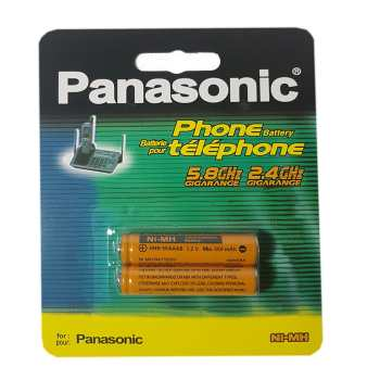 باتری نیم قلمی پاناسونیک مدل HHR-55AAAB