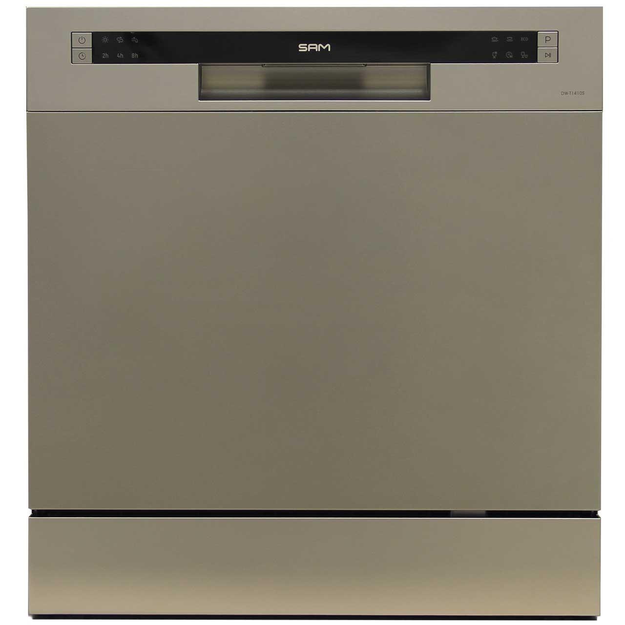 ماشین ظرفشویی رومیزی سام مدل DW-T1410 | Sam DW-T1410 Countertop Dishwasher