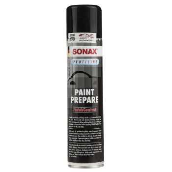 تمیز کننده و آماده ساز رنگ سوناکس سری Profiline مدل Paint Prepare حجم 400 میلی لیتر