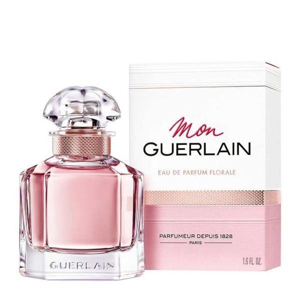 ادو پرفیوم زنانه گرلن مدل Mon Guerlain Florale حجم 100 میلی لیتر