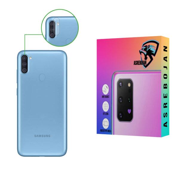 محافظ لنز دوربین عصر بوژان مدل b1 مناسب برای گوشی موبایل سامسونگ galaxy a11