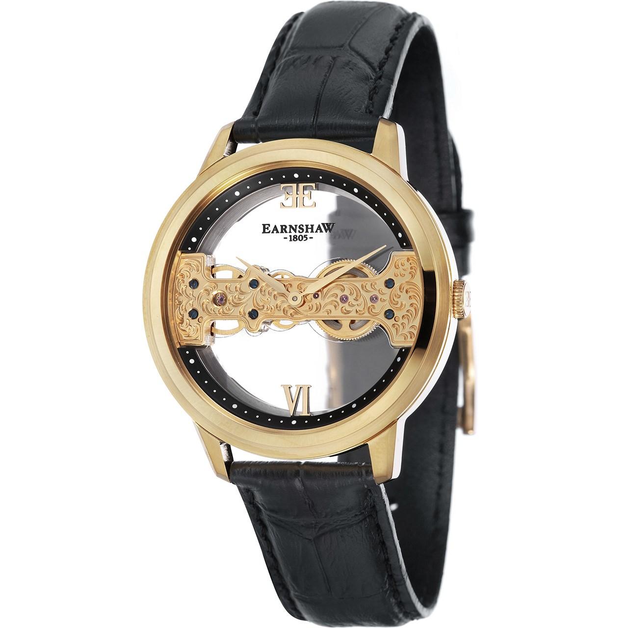 ساعت مچی عقربه ای ارنشا مدل ES-8065-03 18