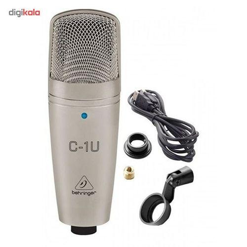 میکروفون کاندنسر استودیویی بهرینگر مدل C-1U