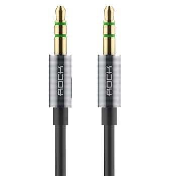 کابل انتقال صدا 3.5 میلیمتری راک مدل RAU0509 طول 1 متر