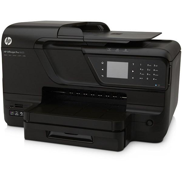 قیمت                      پرینتر چند کاره اچ پی مدل  Officejet Pro 8600