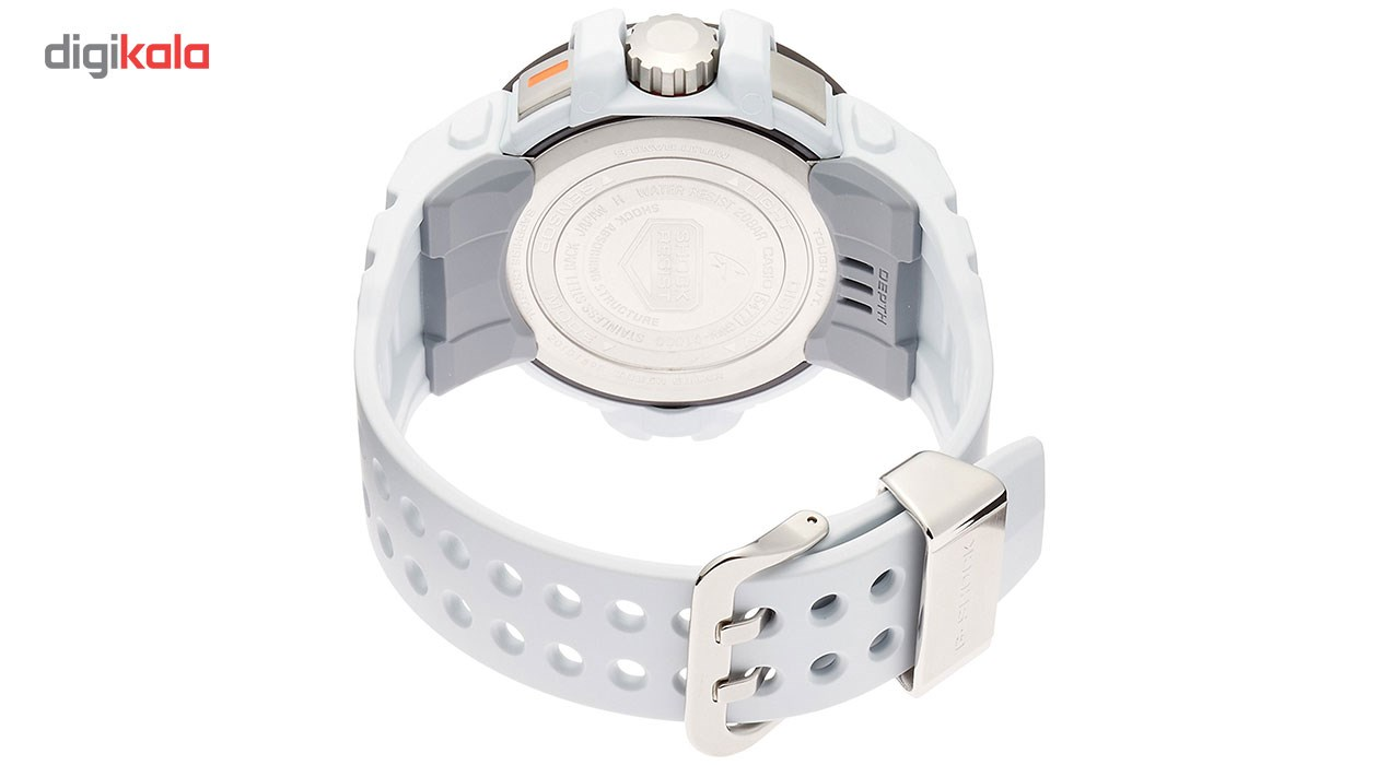 ساعت مچی عقربه ای مردانه کاسیو مدل GWN-Q1000-7ADR