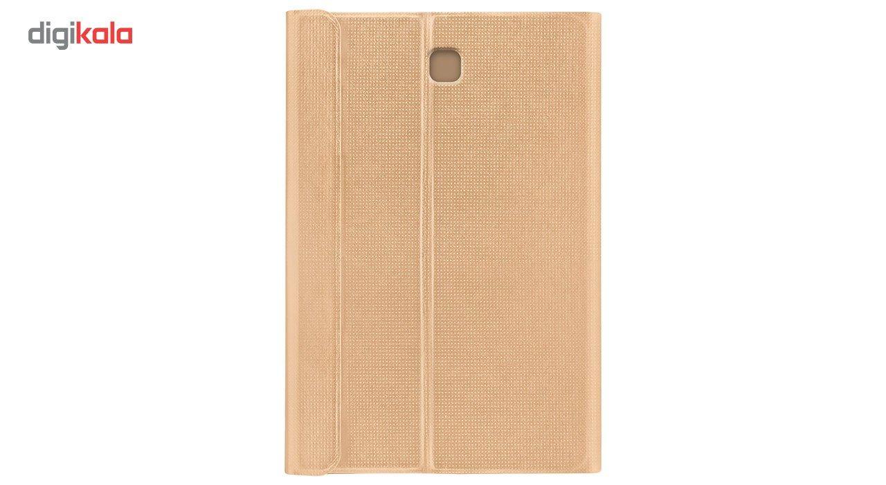 کیف کلاسوری مدل Book Cover مناسب برای تبلت سامسونگ گلکسی Tab A 10.1 2016-T585 main 1 4