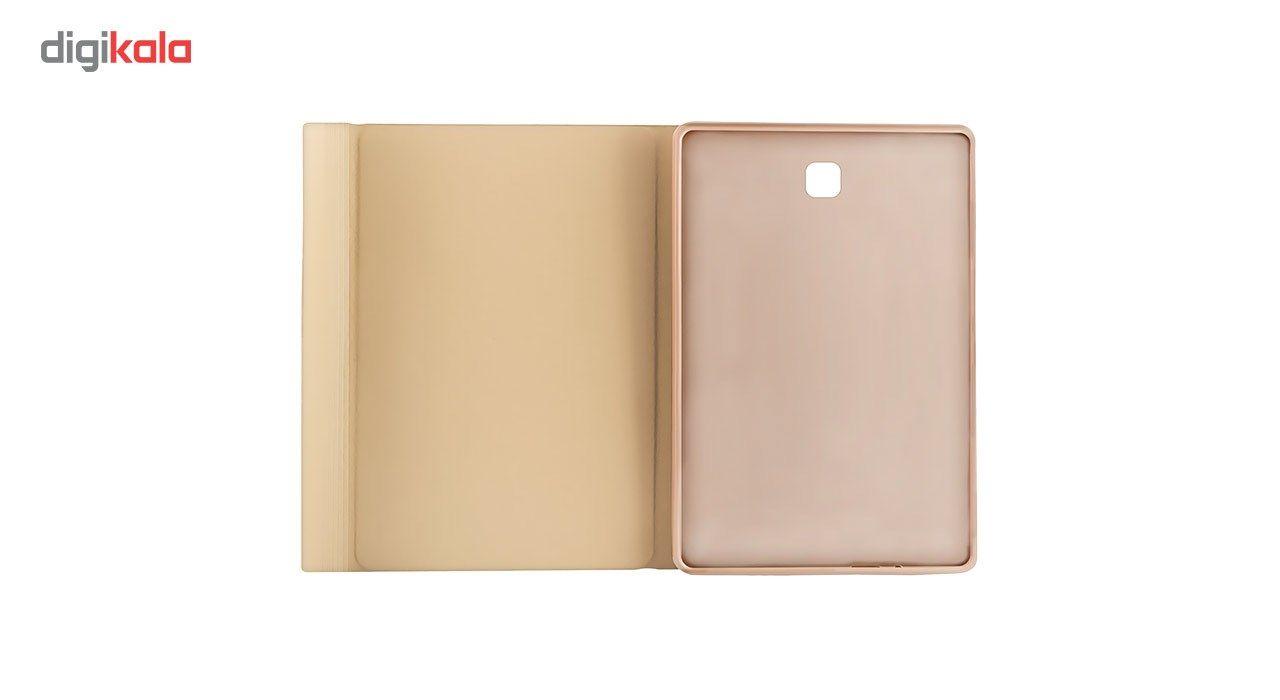 کیف کلاسوری مدل Book Cover مناسب برای تبلت سامسونگ گلکسی Tab A 10.1 2016-T585 main 1 5