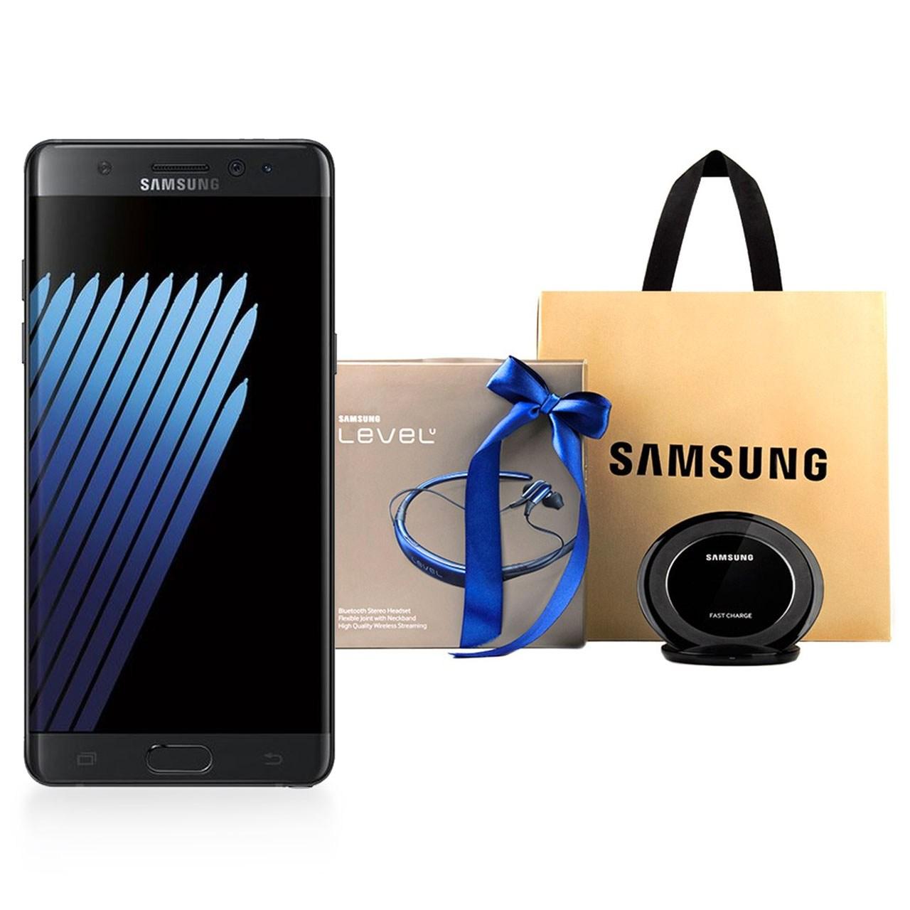 باندل گوشی موبایل سامسونگ مدل Galaxy Note 7 SM-N930F دو سیم کارت