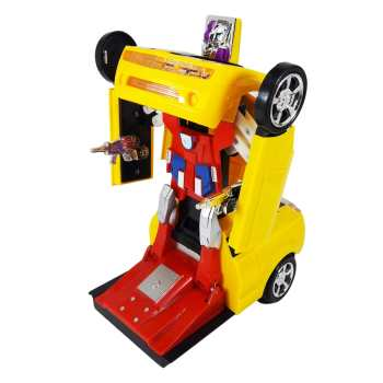 ماشین اسباب بازی تبدیل شونده مدل FW-338A