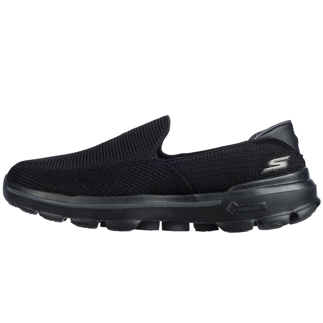 کفش مخصوص پیاده روی مردانه اسکچرز مدل Go Walk 3