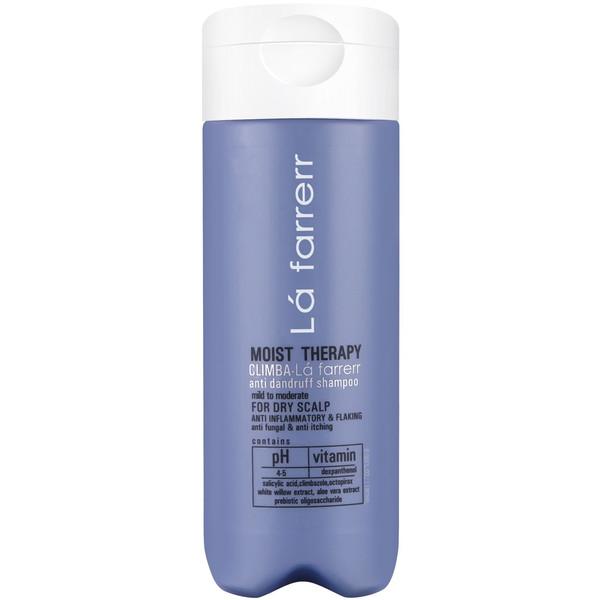 شامپو ضد شوره لافارر مخصوص موهای خشک و زبر مدل CLIMBA حجم 180 میلی لیتر