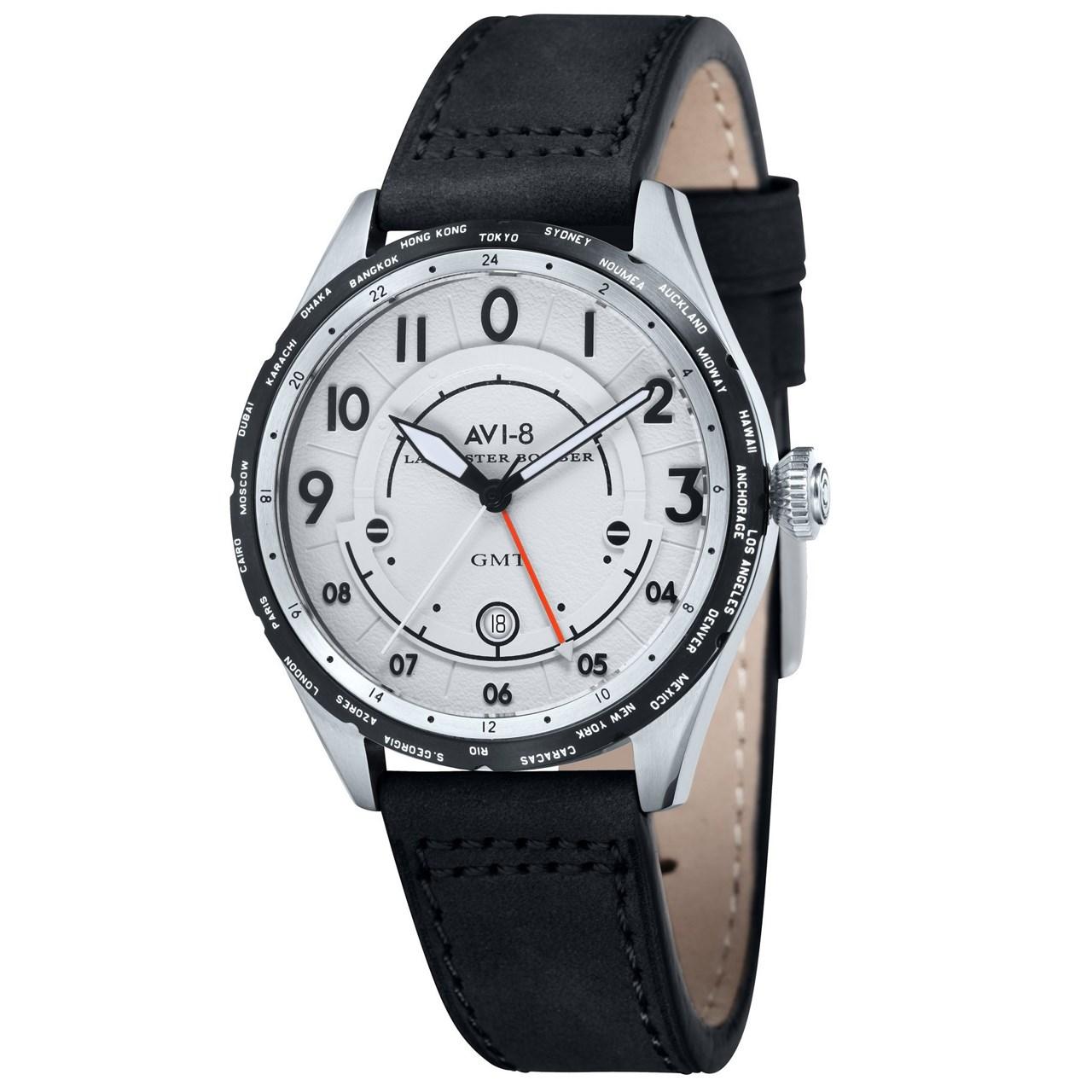 ساعت مچی عقربه ای مردانه ای وی-8 مدل AV-4035-01
