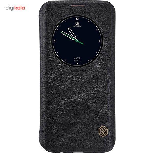 کیف کلاسوری نیلکین مدل Qin مناسب برای گوشی موبایل سامسونگ Galaxy S7 Edge main 1 1